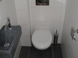 Badkamer Loggerkade - Zoetermeer
